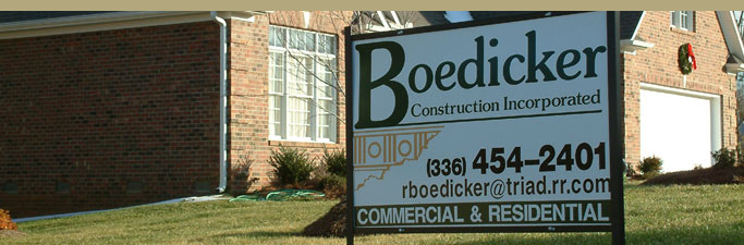 Boedicker Construction