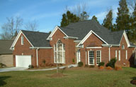 residential development on Poplar Creek Lane
